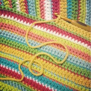spring crochet stitches
